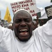 TANZANIA MUSLIM PROTESTS