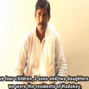 Rescued Christians - Munir and Nasreem Masih