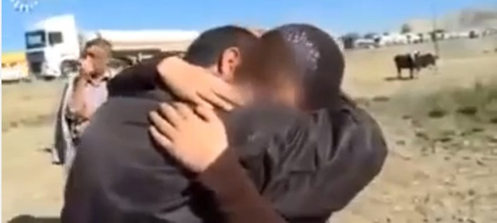 A Video That Will Make You Weep - Iraqi Man Purchasing Sex Slaves?!