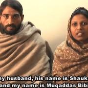 Rescued Christians: Shoukat