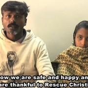 Rescued Christians: Rashid