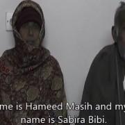 Rescued Christians: Hameed