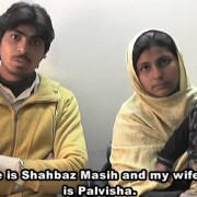 Rescued Christians: Shahbaz