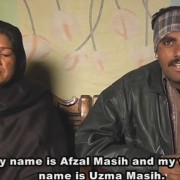 Rescued Christians: Afzal